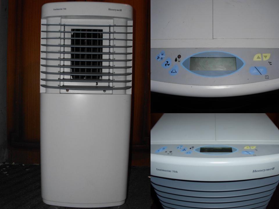 klimatyzator przeno�ny HONEYWELL COOLMASTER 75G - szukam instrukcji