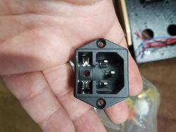 Wzmacniacz lampowy na EL34B z Chin
