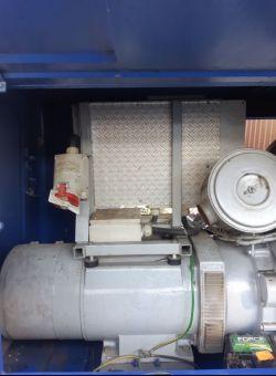 Agregat prądotwórczy IFA/fimag - Niestabilna częstotliwość na jednej fazie