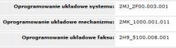 Kyocera FS-1135MFP - poszukuję firmware