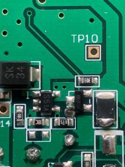 Deviser s30 - CIRCUT: naprawa PCB