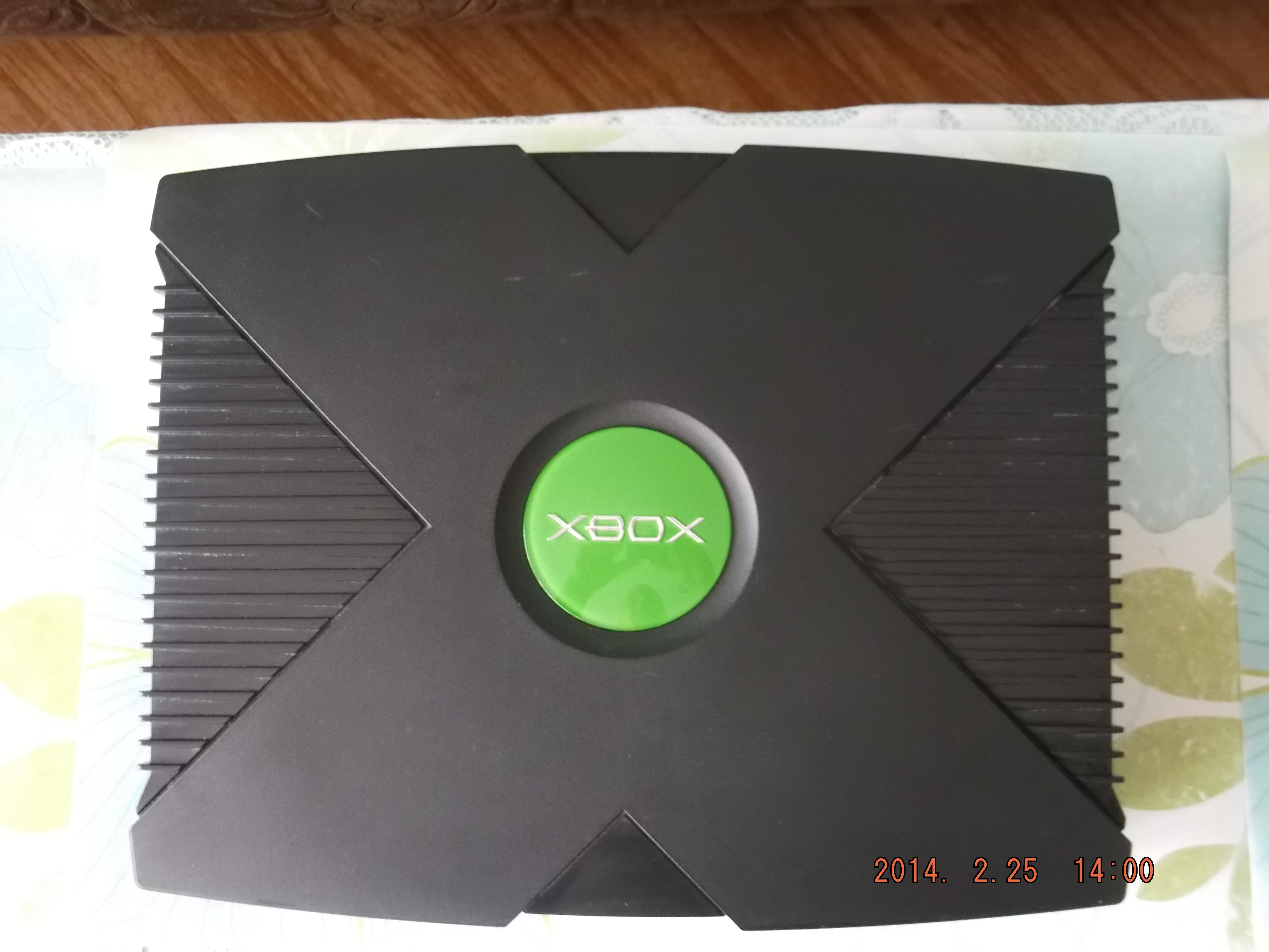 [Sprzedam] XBOX 1.6 160GB TSOP - Komplet