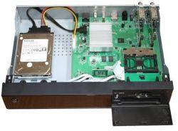 Dekoder satelitarny z 2 x LNB i dyskiem wewnątrz - co kupić?
