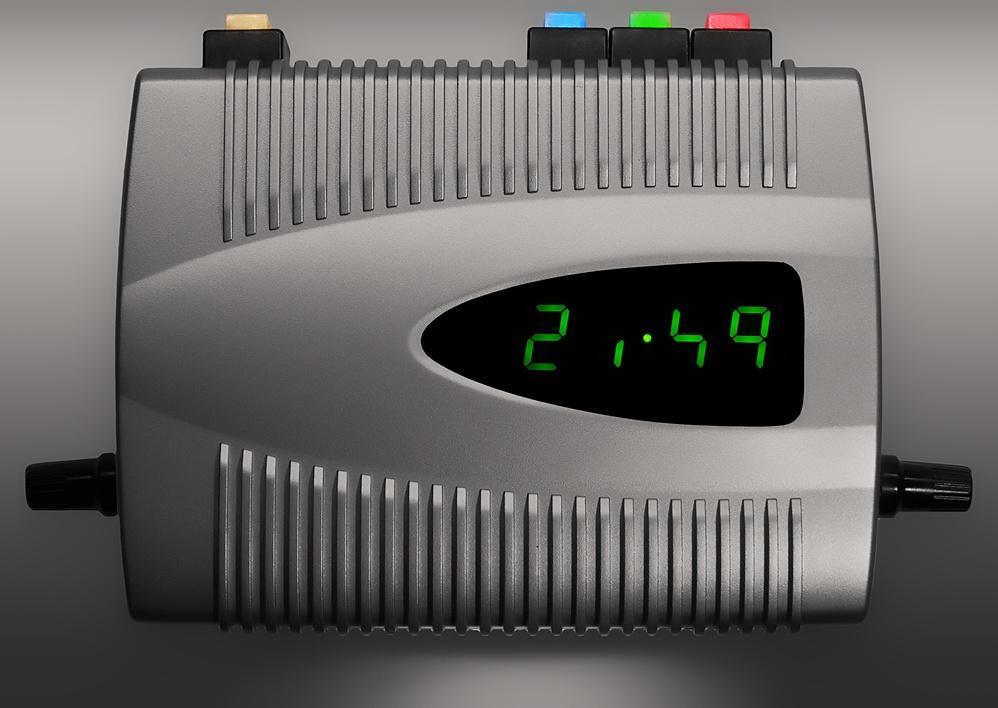 ErgoClock 3 - kolejny budzik z ide�: prosto, niezawodnie i ergonomicznie