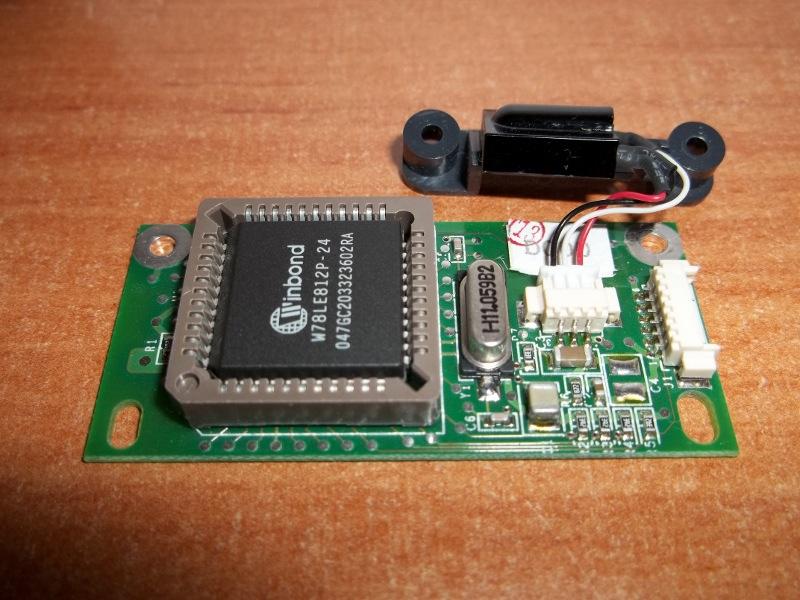 Klawiatura bezprzewodowa ze starego Tablet PC.
