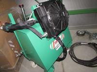 pompa z multiplikatorem WOM - budowa agregatu olejowego na WOM