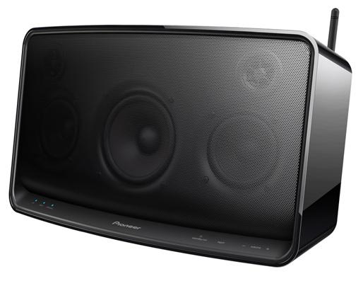 Pioneer XW-SMA1/XW-SMA3/XW-SMA4 - bezprzewodowe systemy muzyczne z AirPlay i HTC