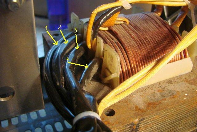 Migomat S-mig160 POWERMAT - prze��cznik 4-pozycyjny