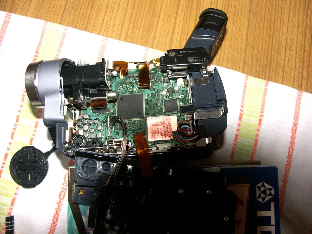 Sony dcr trv355e драйвер скачать