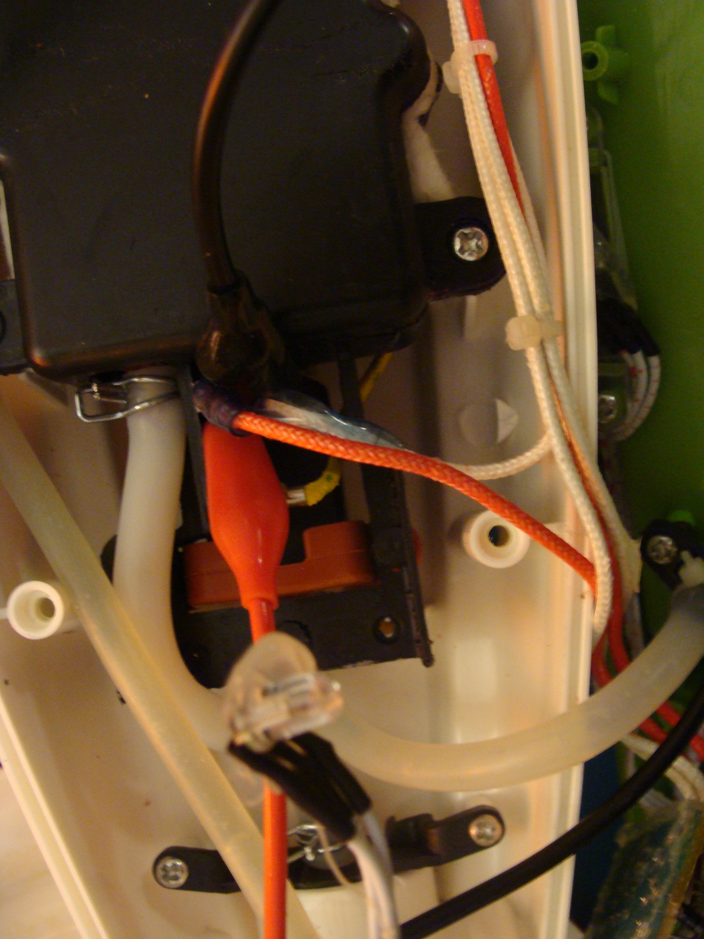 Super Mango Steam Cleaner Pro - nie reaguje na przycisk. XG06