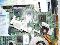 HP dv6700 - Sterowniki nVidia i wysokie obroty wentylatora przy niskich temperat
