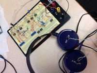 Słuchawkowy układ aktywnej redukcji hałasu