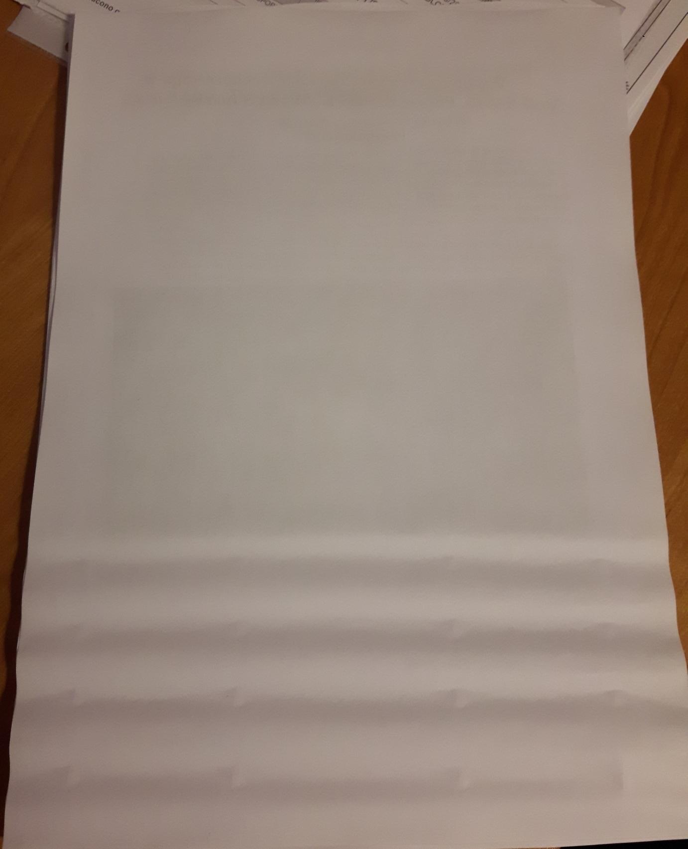 ML-2165W - Pofałdowany papier od 3/4 strony - elektroda pl
