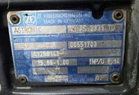 Daf xf 105 Skrzynia astronic, woda w oleju
