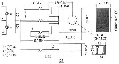 licznik obrotow silnika z czesci myszki mechanicznej