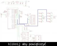 Komunikacja między mikrokontrolerami ATMEGA16 (RS422)