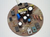 Lampa RGB ''mylonit'' 3W z przetwornicą na TNY254