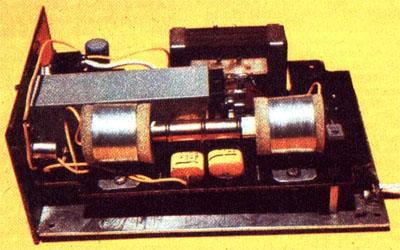 Licznik Geigera typ DOI-80 @50kHz wersja finalna