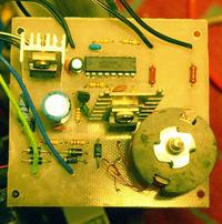 Ładowarka tyrystorowa 12V 20A (lub sterownik tyrystorów)