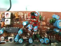 Schematów BETA II i SONASHI ZXM 57 ESP