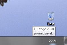 Windows 7 i brak ikon systemowych - jak je przywrócić?