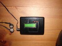 Mały odtwarzacz MP3,AAC,MP4 na AT91SAM7S256