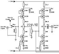 Wzmacniacz DIY na układach LM3875