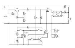 Opóźnione wyłączenie wentylatorów 12V