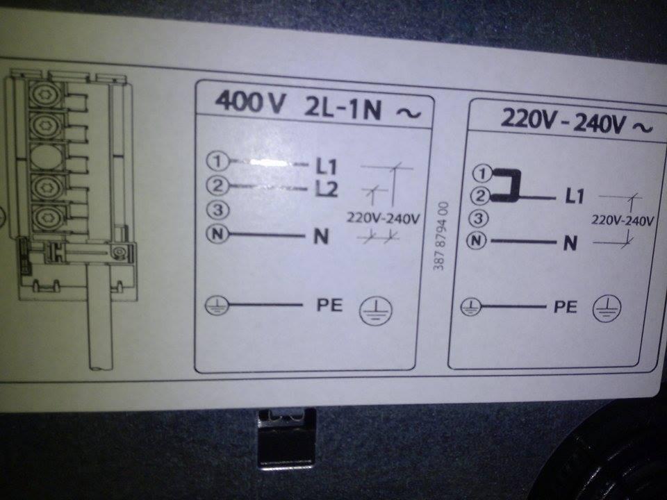 Electrolux Ehh6340fsk Plyta Indukcyjna Podlaczenie