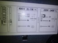 Electrolux EHH6340FSK - Płyta indukcyjna podłączenie
