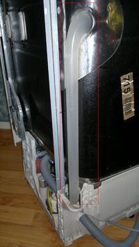 Zmywarka Electrolux ESF 45010 nie pobiera wody.