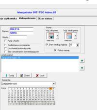 Int-tsg makropolecenia ( sterowanie rolet ).