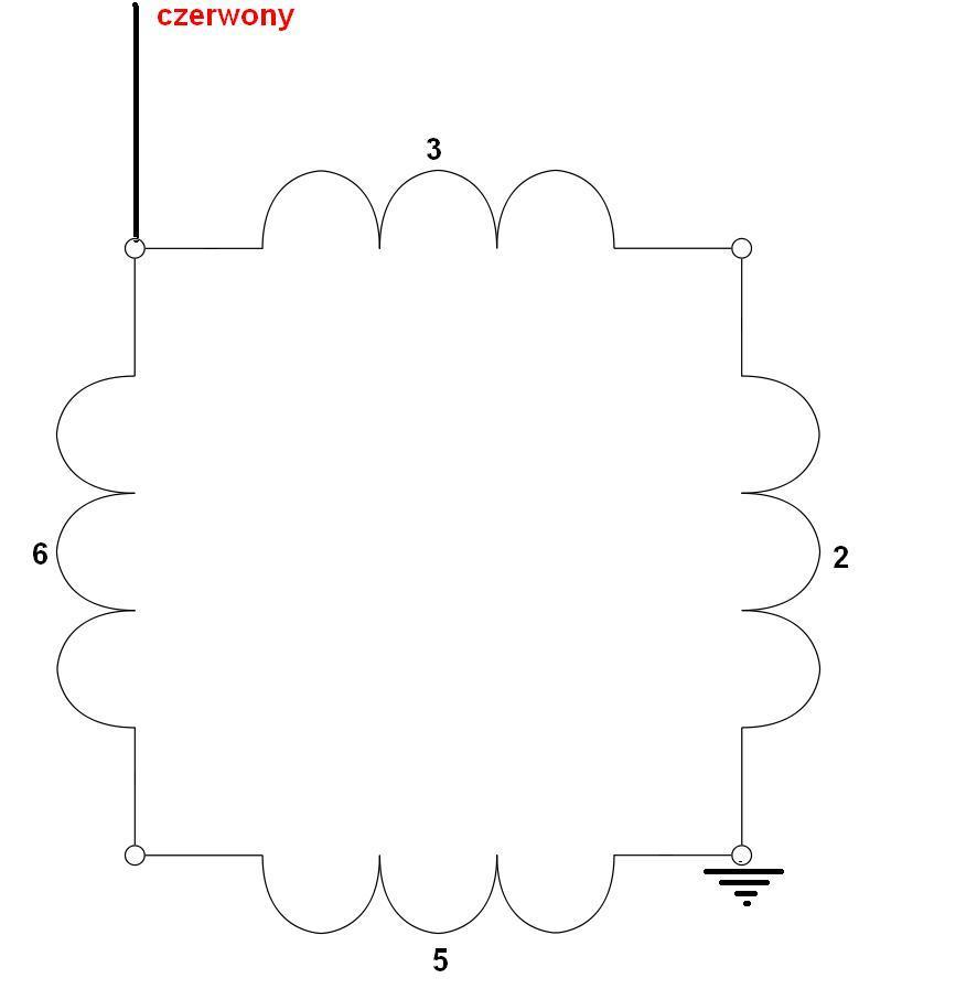Pr�dnica od WSK 175 - nietypowe pod��czenie cewek