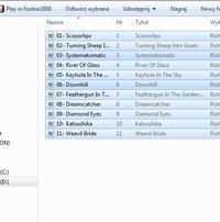 działanie kursora - przeciąganie plików do folderu