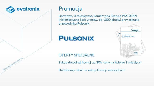 PULSONIX - Kup przewodnik i otrzymaj darmową licencję