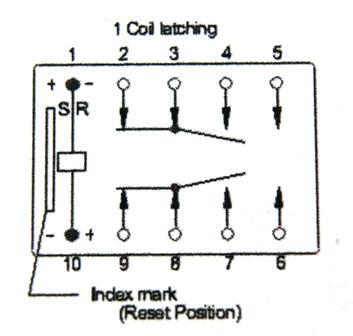Sterowanie przeka�nika switchem ON/OFF