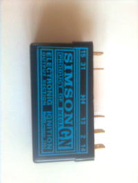 Simson s51- popsuta elektryka