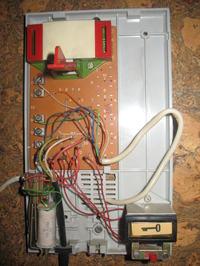 Unifon TK6, model pozbawiony generatora wywołania