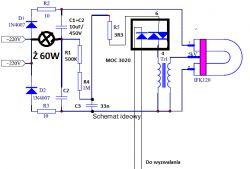 Stroboskop zawiesza się podczas dużej częstotliwości błysków i sterowania muzyką