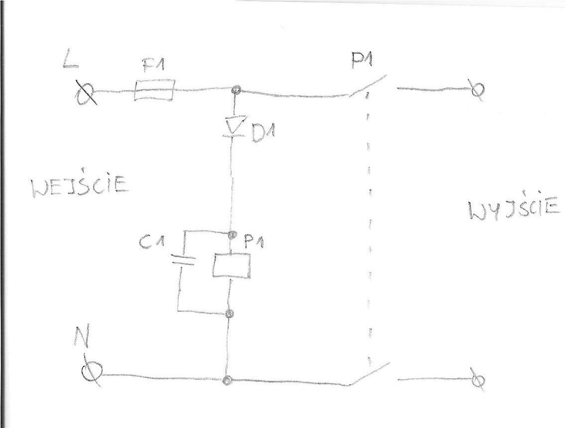 Czujnik fazy(jednofazowy)