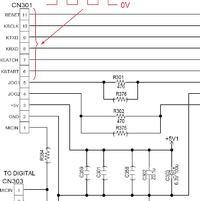 Podświetlenie wyświetlacza w telefaksie Panasonic model: KX-FM90PD