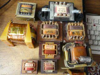 [Sprzedam] Transformatory Unitra Zatra i inne.