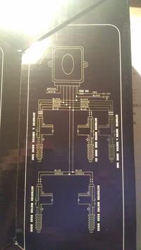 Terminator Absolute + noxon CZA - instrukcja montażu + objaśnienie schematu