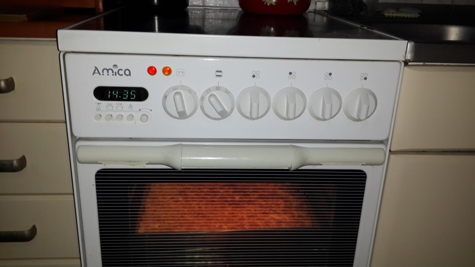 kuchenka Amica z płytą ceramiczną  elektroda pl -> Kuchnia Elektryczna Amica Instrukcja Obslugi