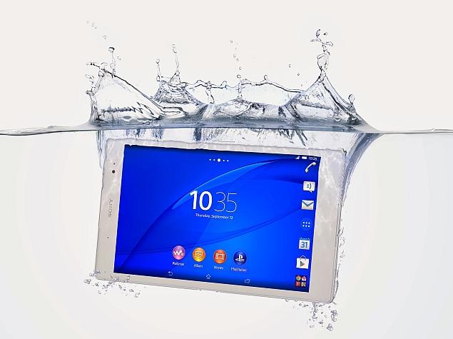 "Sony Xperia Z3 Tablet Compact - lekki i wodoodporny tablet z 8"" ekranem"
