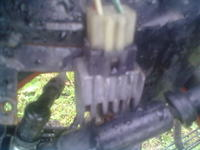 przy motorze Honda mtx r 80