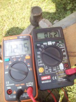 T 25 - Podłączenie alternatora