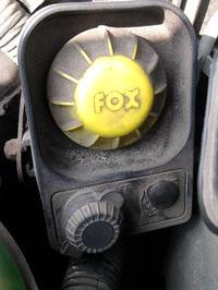 Alarm Fox senior pod�aczenie czujki mikrofalowej Proxima i schemat
