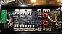 CRUNCH GTX 5900 - Uszkodzony 5 kanal, spalone tranzystory