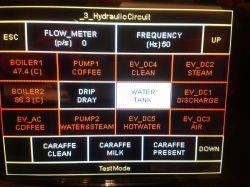 Ekspres Saeco Xelsis Evo HD895 - Nie wytwarza pary ani gorącej wody